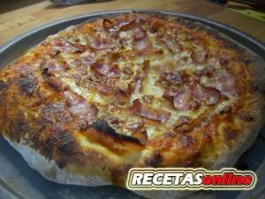 La mejor pizza del mundo cuando prob is esta receta ya me for Mundo pizza la algaba