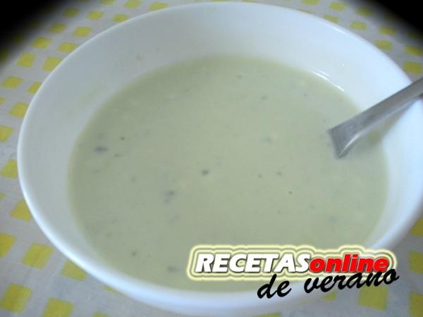 Salsa de roquefort - Recetas de cocina RECETASonline