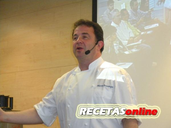 Martín Berasategui RECETASonline