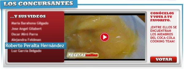 Reto 1 - Tortilla de patata - CocaCola y RECETASonline