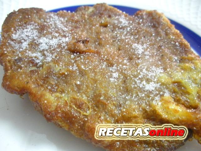 Torrijas de chocolate - Recetas de cocina RECETASonline