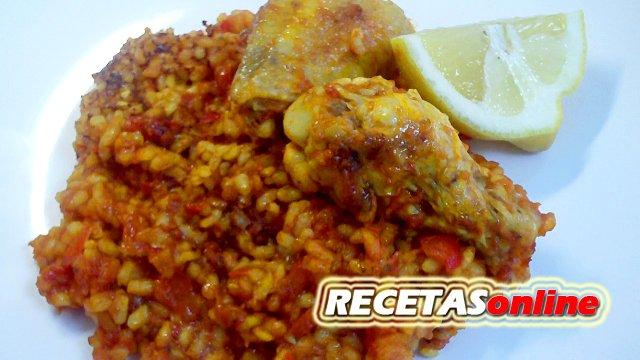 Arroz con pollo - Recetas de cocina RECETASonline