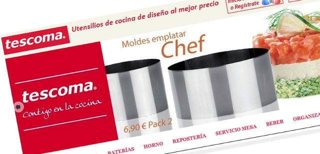 Tescoma tienda online - Recetas de cocina RECETASonline