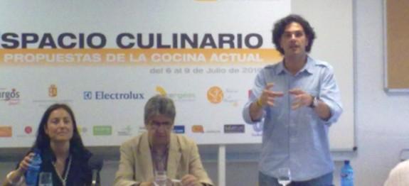 Juli Soler - UCJC - Curso de verano - Recetas de cocina RECETASonline