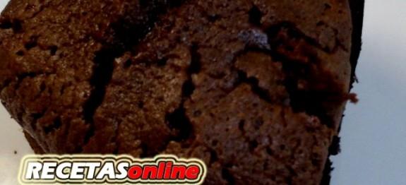 Souffle de chocolate - Recetas de cocina RECETASonline