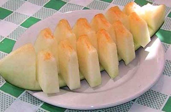melon - recetas de cocina RECETASonline
