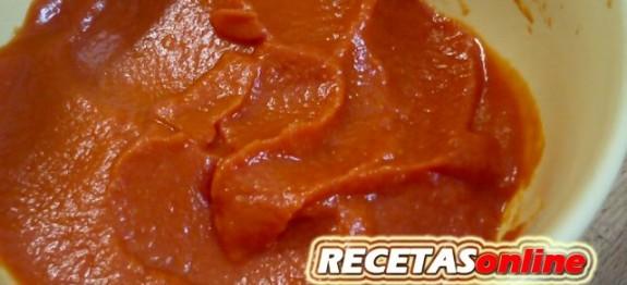 Salsa de tomate - Recetas de cocina RECETASonline