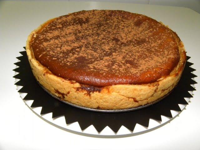 Tarta de calabaza - Recetas de cocina RECETASonline