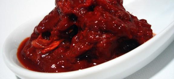 Concentrado de pimiento choricero - Recetas de cocina RECETASonline