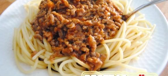 Espaguetis a la boloñesa - Recetas de cocina RECETASonline