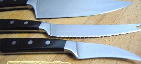 Cuchillos básicos - Recetas de cocina RECETASonline