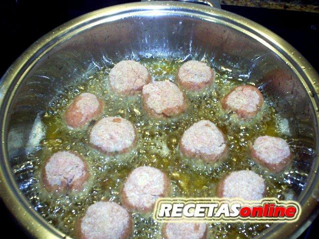 La fritura - Recetas de cocina RECETASonline