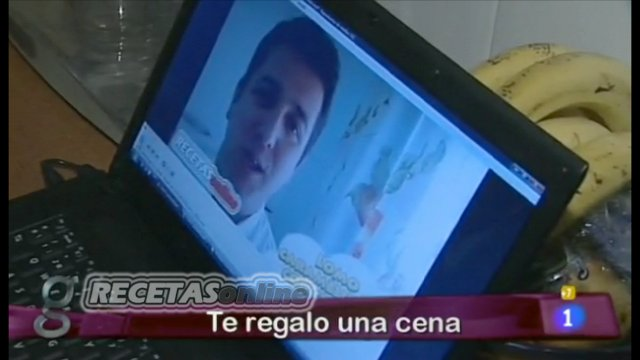 RECETASonline en Gente de TVE 14-2-2011