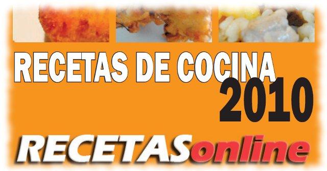 Libro de recetas 2010 - Recetas de cocina 2010