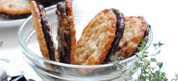 Pastas suecas de avena y chocolate - Recetas de cocina RECETASonline