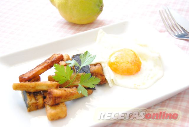 Delicias de berenjena - Recetas de cocina RECETASonline