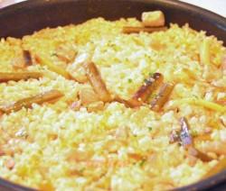 Arroz-con-ajos-tiernos-y-lomo---Recetas-de-cocina-RECETASonline