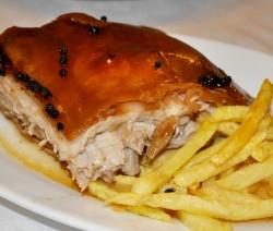 cochinillo al horno - Recetas de cocina RECETAS online