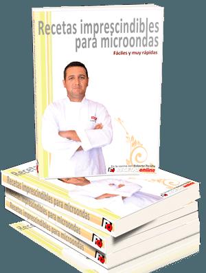 Recetas imprescindibles para Microondas